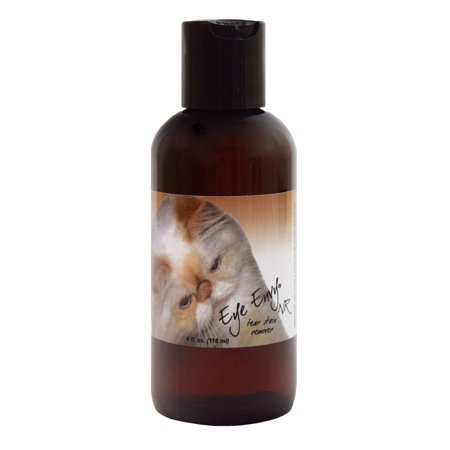 Eye Envy NR 118ml (4oz) Tear Stain Remover Solution for Cats