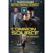 John Simon Thrillers: Common Source (Hardcover)(Large Print)