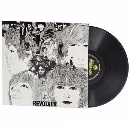 Revolver (Vinyl) (Mono) (Halloween Vinyl Mondo)