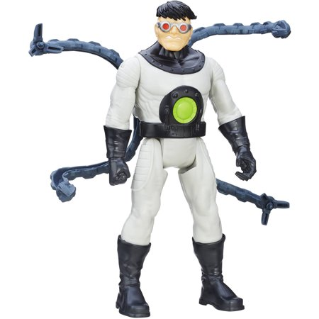 Ultimate Spider Man Vs  The Sinister Six   Titan Hero Series Doc Ock With Gear