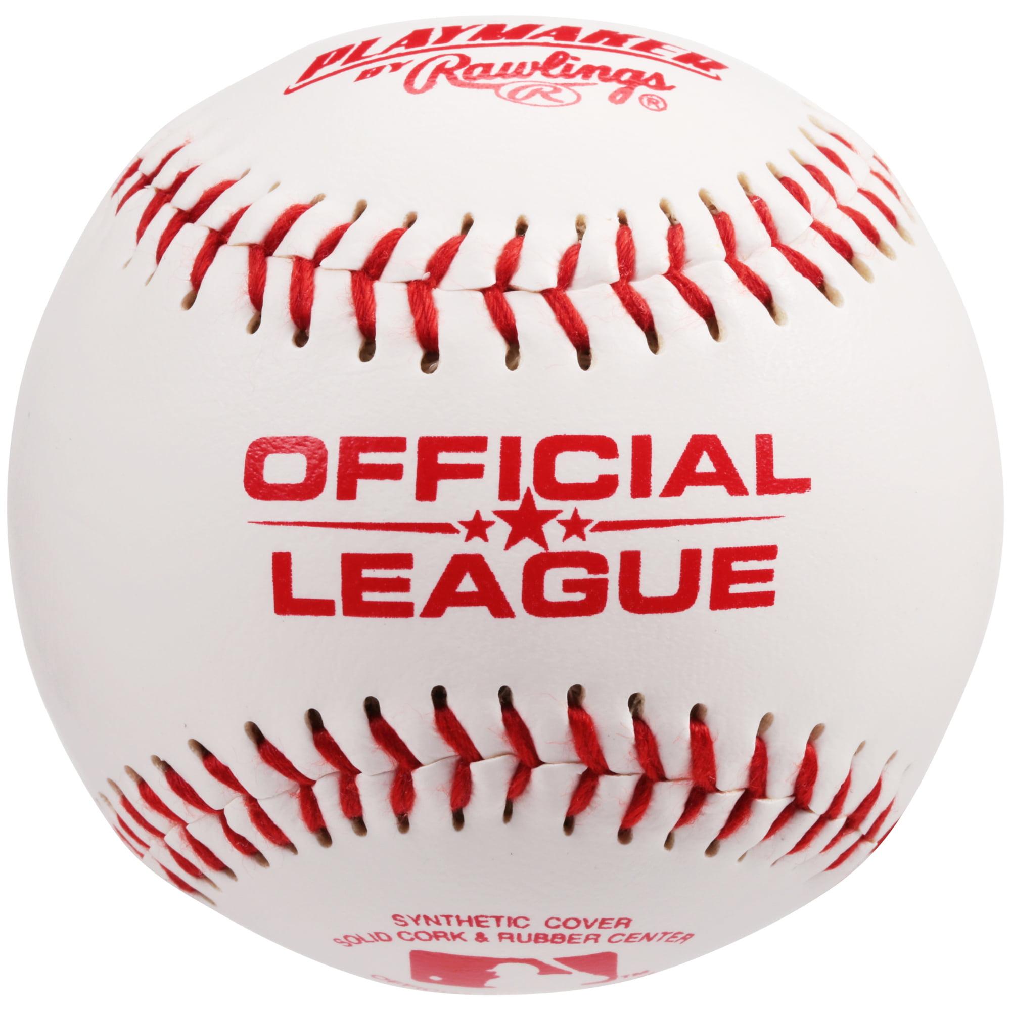Rawlings® Playmaker Official League Baseball - Walmart.com