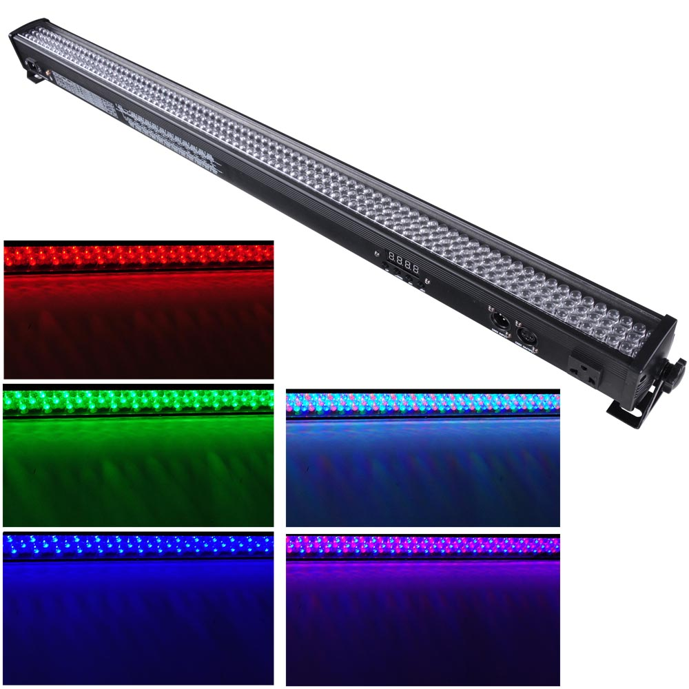 "30W LED RGB 40"" Wall Washer Bar Light DMX512 Night Club Bar Wedding Party Disco Stage... by Yescom"