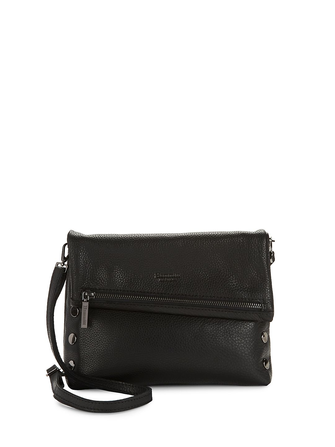 Vip Leather Crossbody Bag