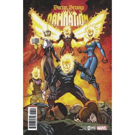 Marvel Doctor Strange Damnation #3 [Lim Variant]