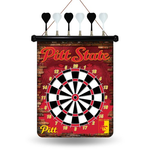 Rico Industries Inc NCAA Magnetic Dart Board