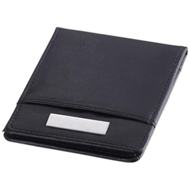 Visol Mens Sorice Stainless Steel Money Clip