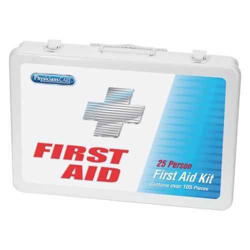Physicians Care Office First Aid Kit - 105 Pieces