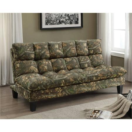 Coaster Camo Sofa Bed Multiple Patterns