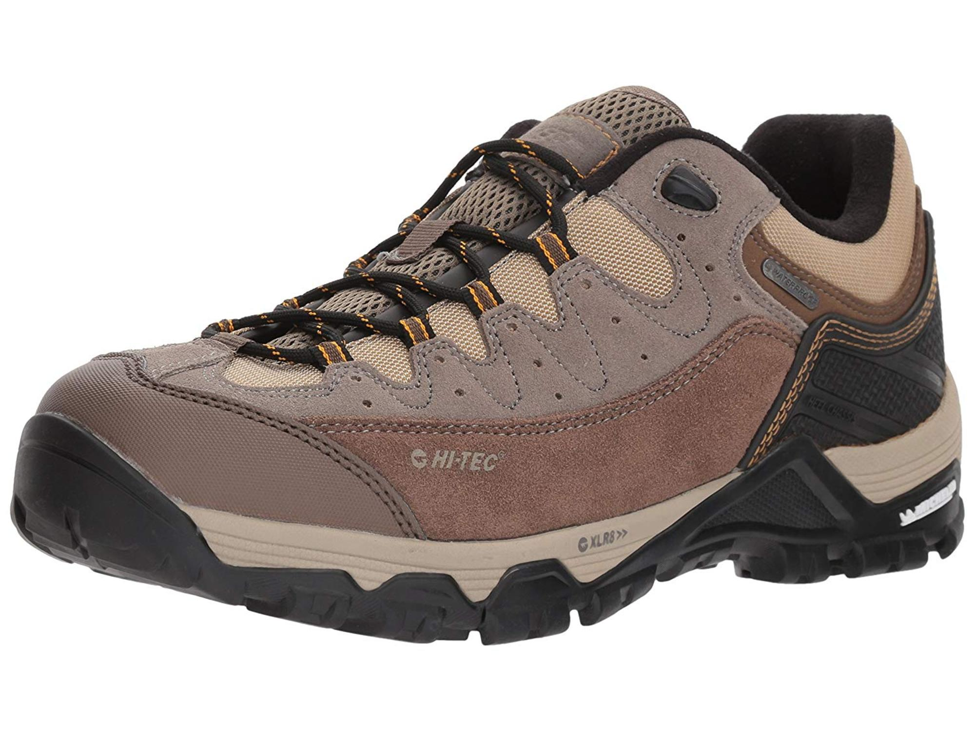 Hi-Tec Men's Ox Belmont Low I Waterproof Hiking Shoe by Hi-Tec