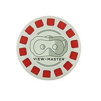View Master Virtual Reality Starter Pack - Replacement Reel DLL68