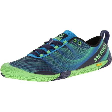 Merrell Men S Vapor Glove 2 Trail Running Shoe Racer Blue Bright