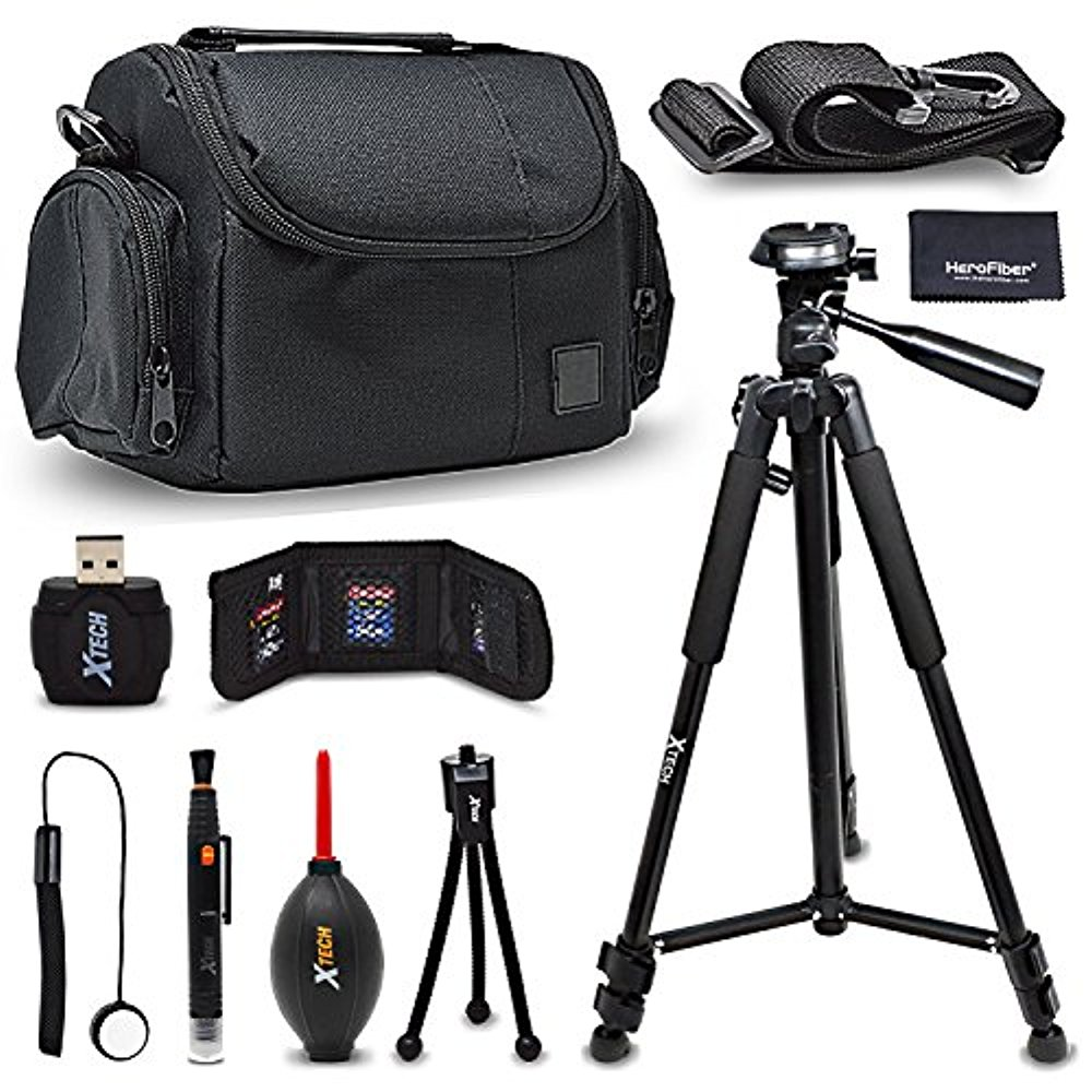 Deluxe Accessories Bundle / Kit for Nikon Coolpix B500, B...