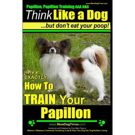 Papillon  Papillon Training Aaa Akc  Think Like A Dog  But Dont Eat Your Poop    Papillon Breed Expert Training    Heres Exactly How To Train Your P