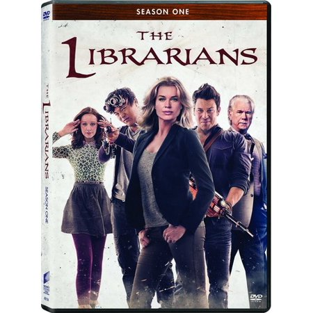 The Librarians: The Complete First Season (DVD) (Dirty Librarian)