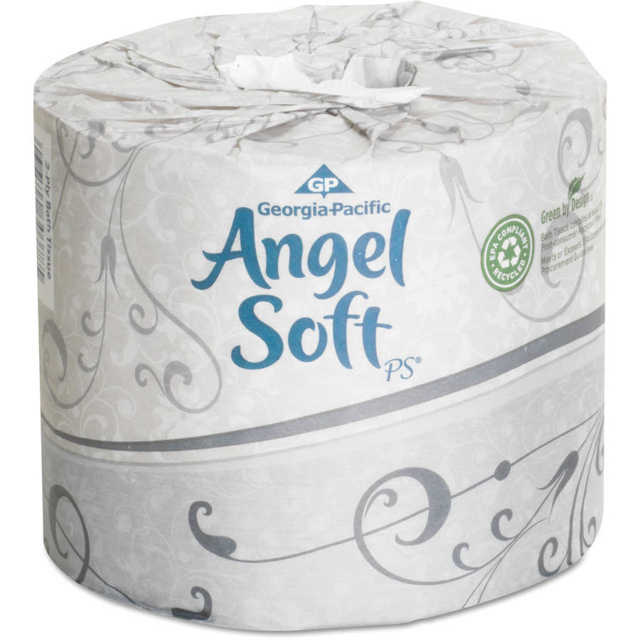 Georgia Pacific Professional Angel Soft Premium Bathroom Tissue, 450 sheets, 40 rolls