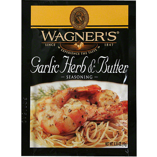 Wagner's Garlic Herb & Butter Mix, .35 O