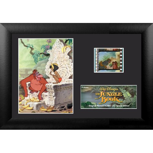 Trend Setters Disney Jungle Book (King Louie) Minicell Framed FilmCells Desktop Presentation