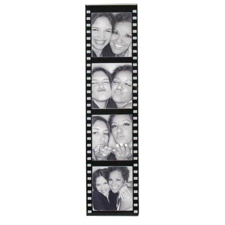 Film Strip Frame (Film Photo Strip Magnet, 2'' X 8'' Picture)