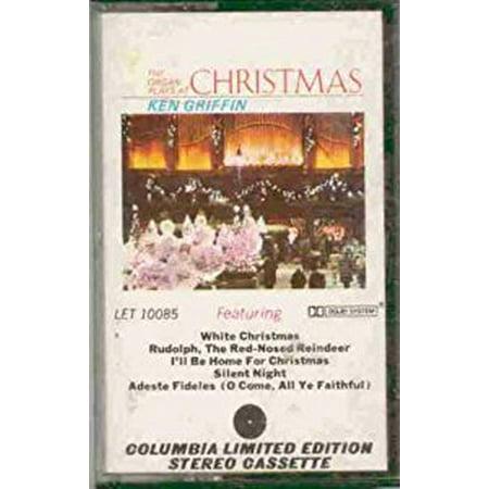 Christmas Carols By Ken Griffin [Audio Cassette] ()