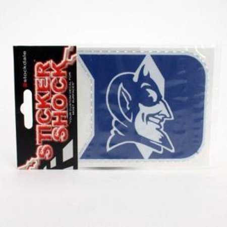 - Duke Blue Devils High Performance Decal - Primary Logo