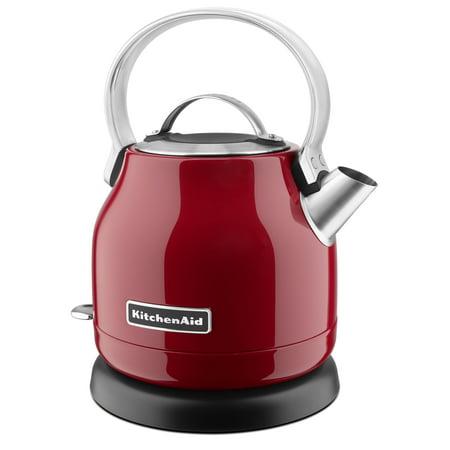 KitchenAid ® 1.25L Electric Kettle Empire Red (KEK1222ER)