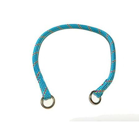 Omnipet Mountain Blue Choke Collar  Light Blue  20