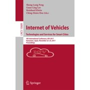 Internet of Vehicles. Technologies and Services for Smart Cities - eBook