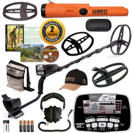 Garrett AT Pro All Terrain Spring Special Metal Detector by