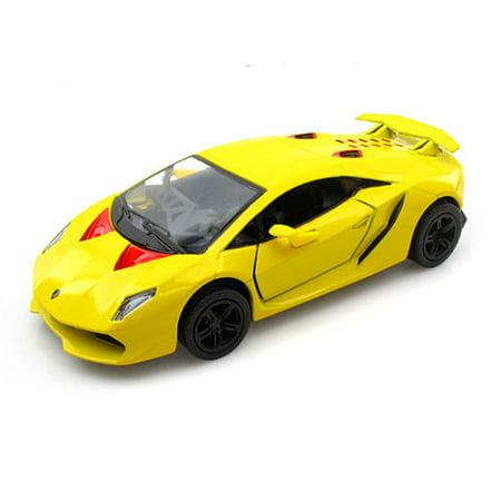 Kinsmart 1 38 Display Lamborghini Sesto Elemento Pull Back To Go