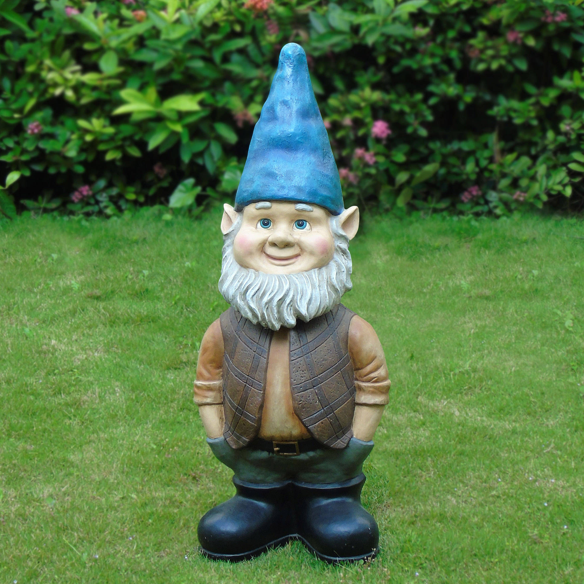 3ft Bobble Head Gnome