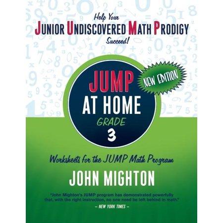 JUMP at Home, Grade 3 : Worksheets for the JUMP Math Program