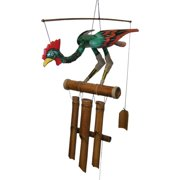 Cohasset Annie Rooster Wind Chime