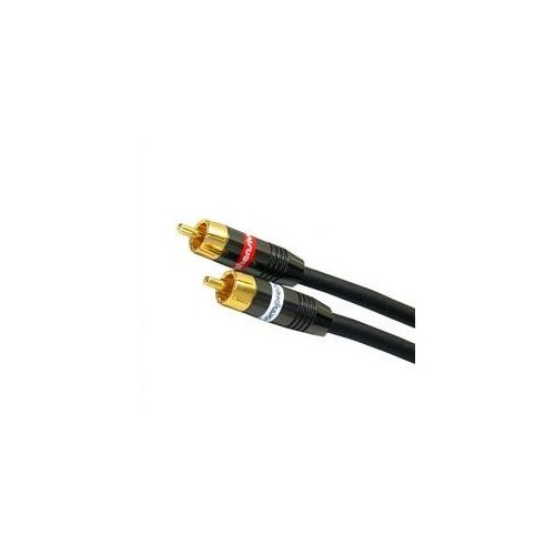 Comprehensive XHD Stereo RCA Analog Audio Cable