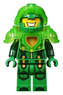 Colore Non specificato 70332 Nexo Knights Ultimate Aaron LEGO