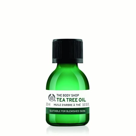 The Body Shop, Tea Tree Oil, .67 Fl Oz