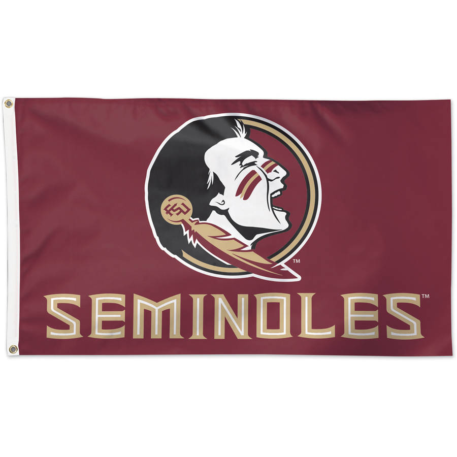 NCAA Florida State Team Flag, 3' x 5'
