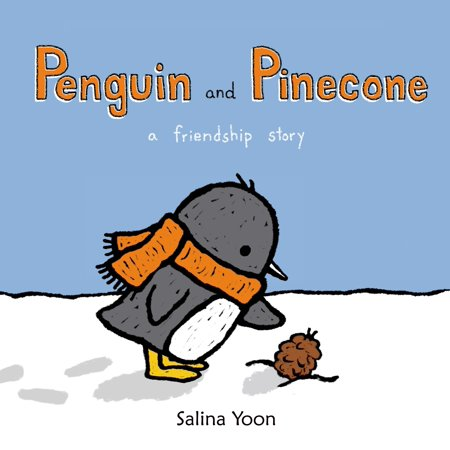 Penguin and Pinecone A Friendship Story (Board Book) - Halloween Flannel Board Stories