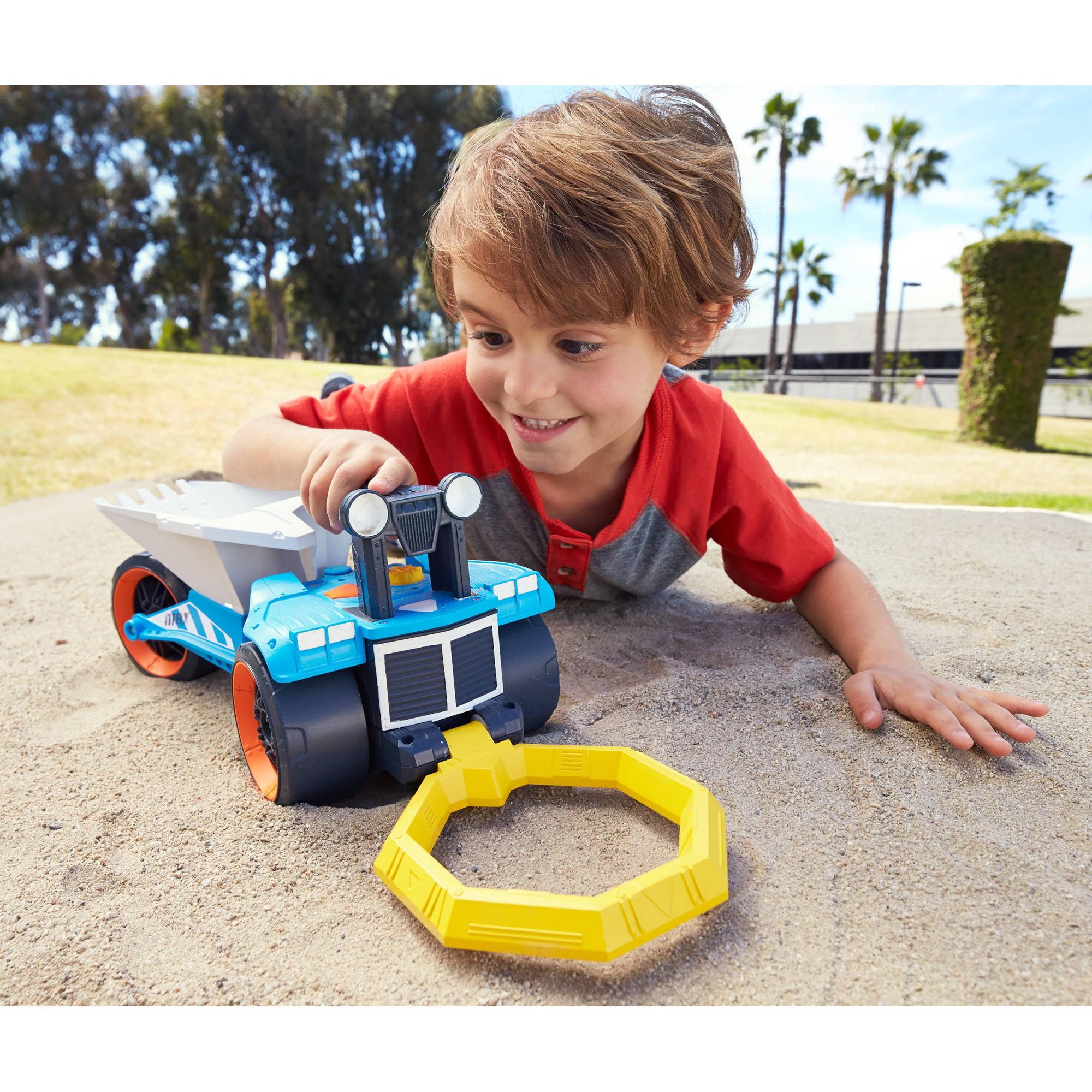 Matchbox Treasure Truck by Mattel