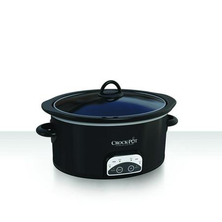 crock pot 4 quart smart pot slow cooker best slow cookers. Black Bedroom Furniture Sets. Home Design Ideas
