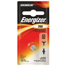 Energizer 392 Coin Cell Battery Replacement for the GP 392 by Energizer Batteries