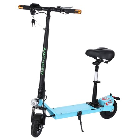 36V 350W High Speed Electric Scooter Aluminum alloy