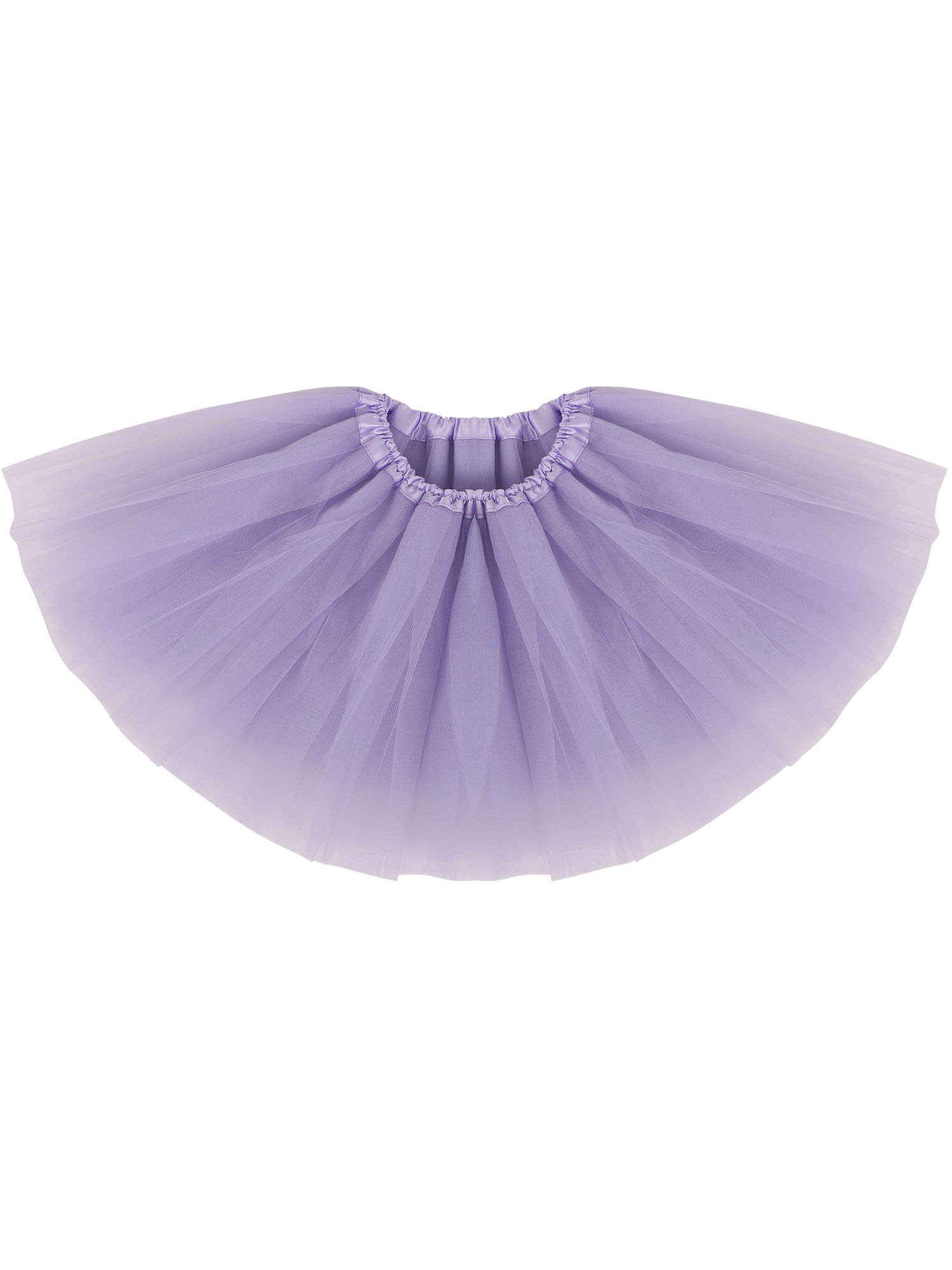 Simplicity Infant Tulle Dance Tutu Skirt for Dress Up & Fairy Costume,Lavender