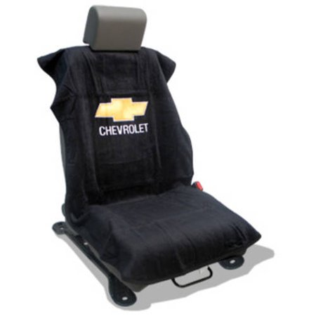- SeatArmour Chevrolet Black Seat Armour