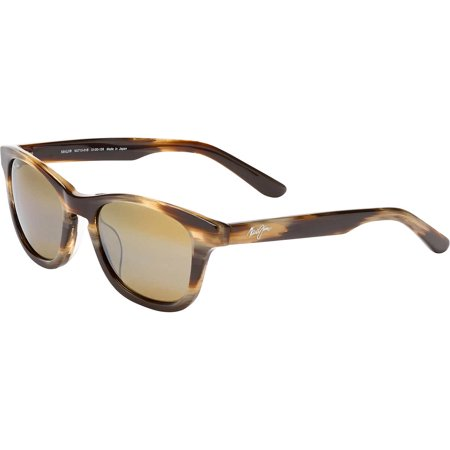 Maui Jim Ka'a Point H713-01B Chocolate Polarized (Maui Jim Beach Sunglasses)
