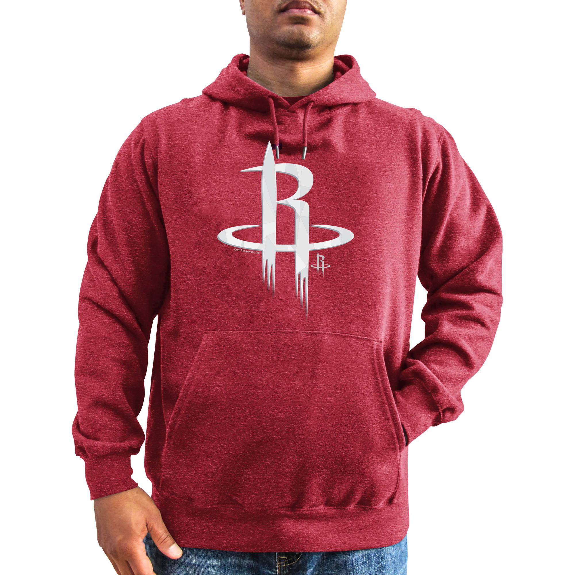 NBA Men's Houston Rockets Hooded Fleece