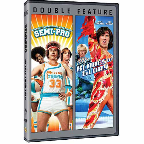 Semi-Pro / Blades Of Glory (Widescreen)