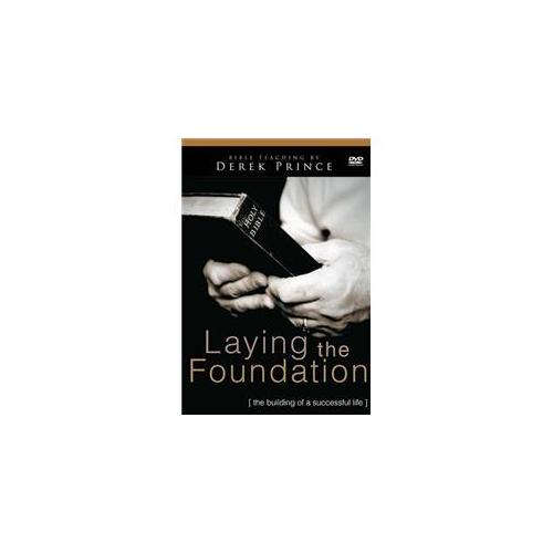 Whitaker House Audio CD-Laying The Foundation (10 CD)