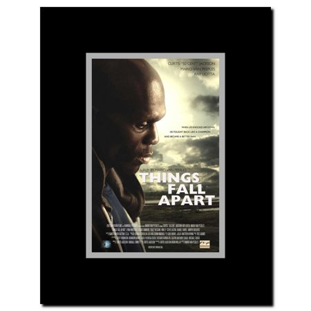 Things Fall Apart Framed Movie Poster