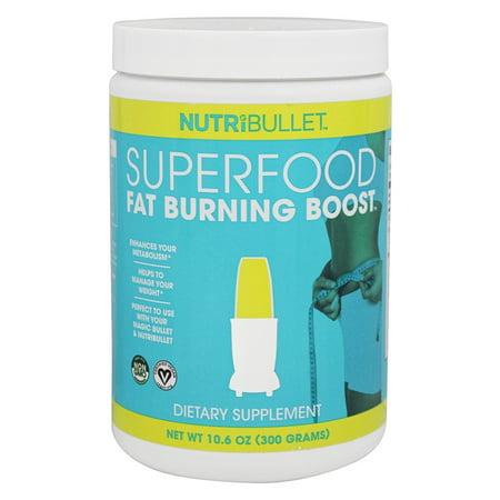 Nutribullet Fat Burning Superfood Powder, 10.6 Oz