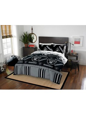 NFL Las Vegas Raiders Bed In Bag Set